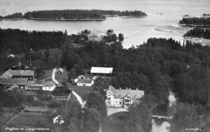 Flygfoto Långvind.j, 30-tal.pg